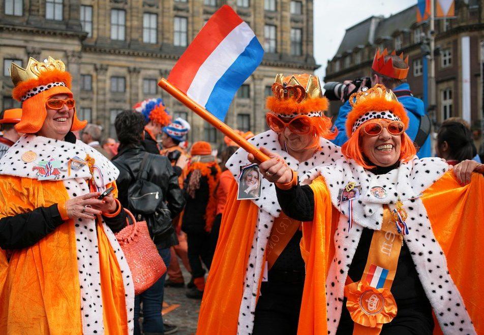 бесплатные развлечения в Амстердаме фестиваль
