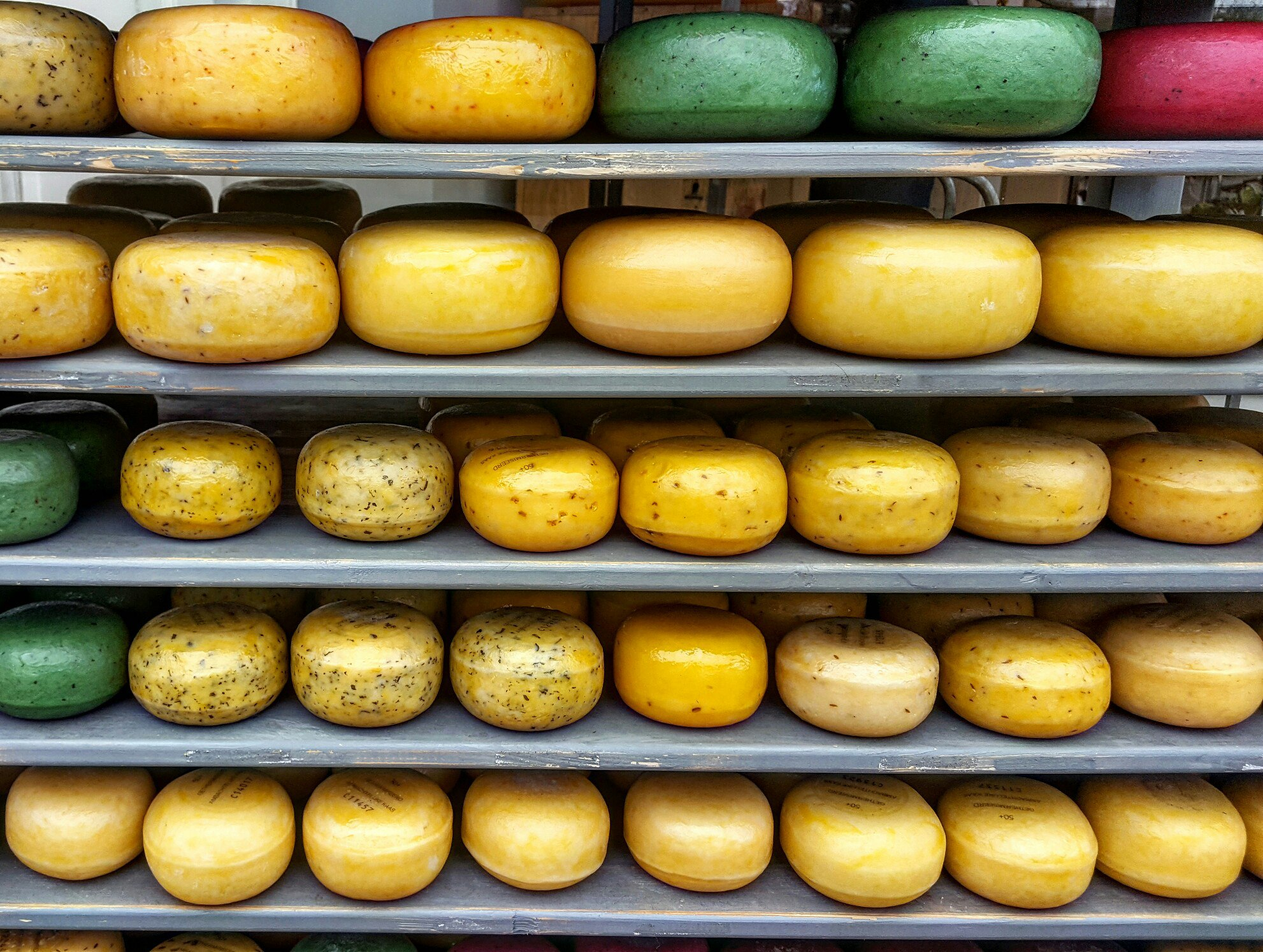 бесплатные развлечения в Амстердаме сыр