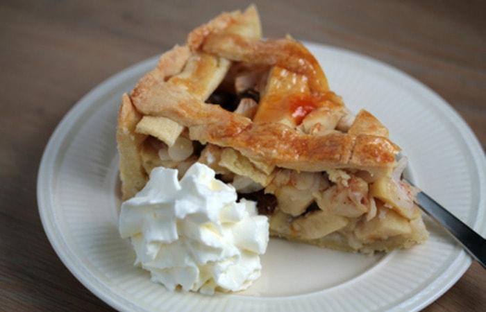 что попробовать в Голландии-яблочный пирог