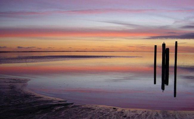пляжи Нидерландов Амеланд
