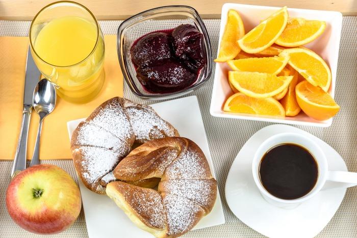 Буджетный Амстердам завтрак