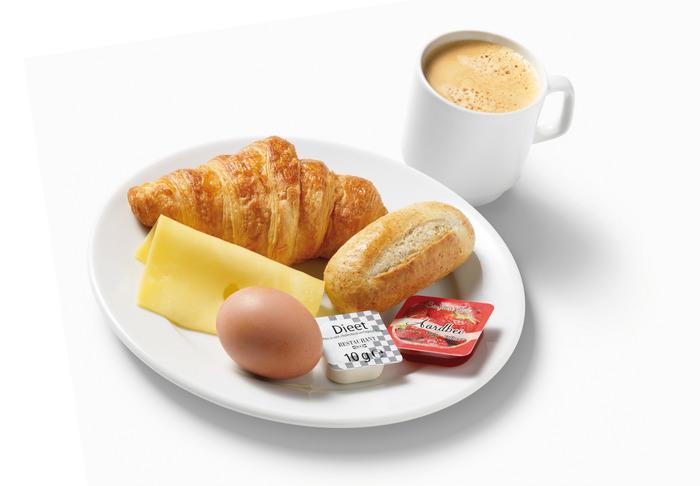 Буджетный Амстердам вкусный завтрак
