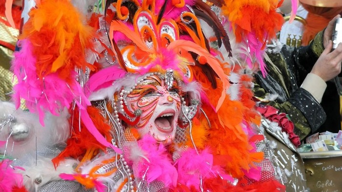 Карнавал в Нидерландах Эйндховен