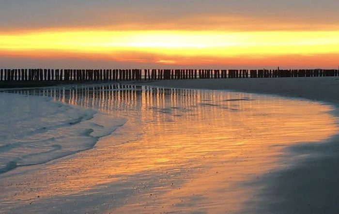 пляжи Нидерландов Кадзанд