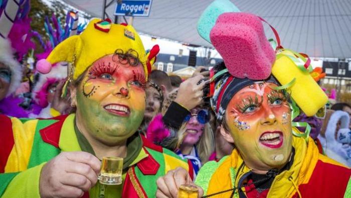 Карнавал в Нидерландах Тилбург