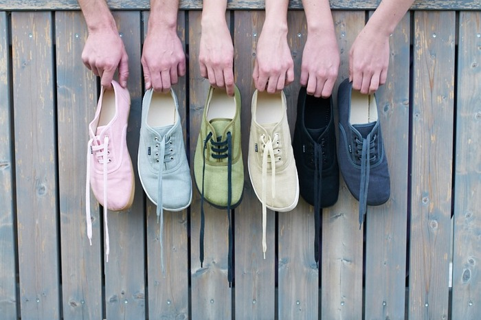 одежда из конопли обувь