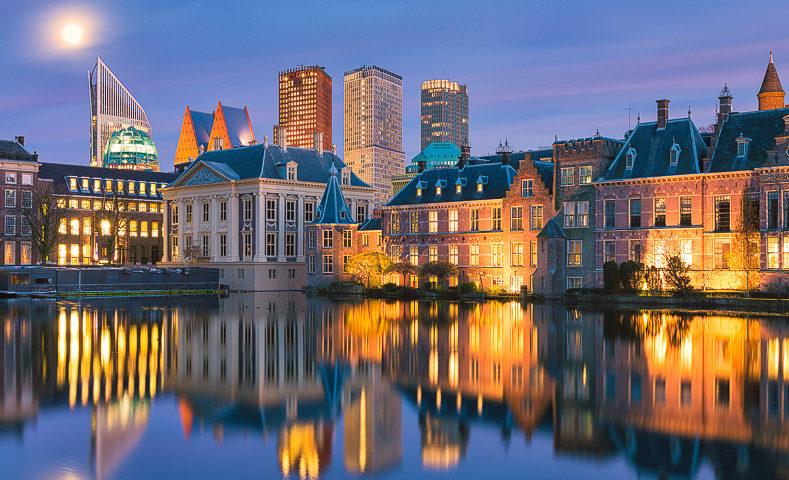 красивые города нидерландов гаага