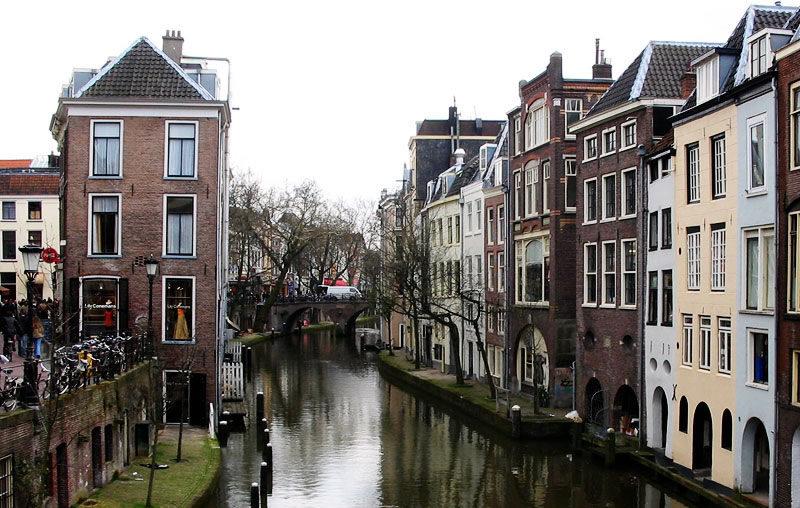 красивые города нидерландов утрехт