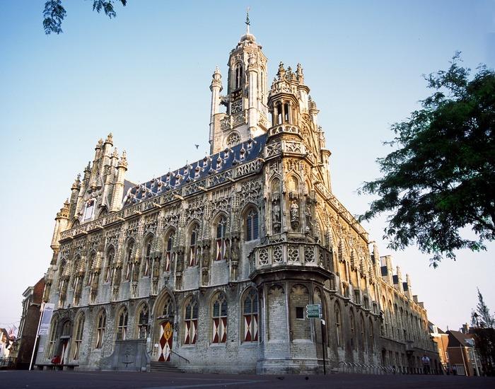 красивые города нидерландов мидделбург
