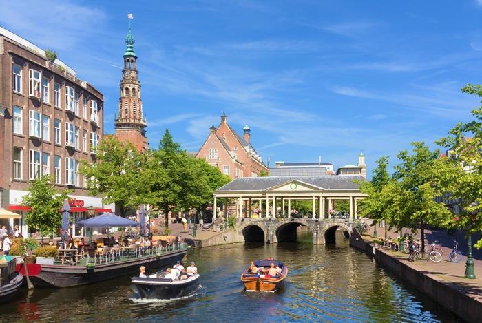 красивые города нидерландов лейден