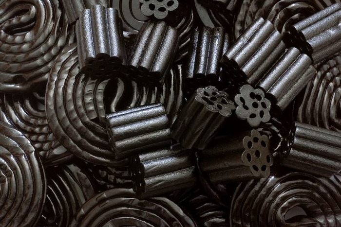 Сувениры из Амстердама лакричные конфеты