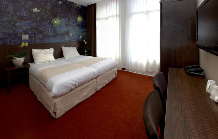 хостелы в Амстердаме Ван Гог