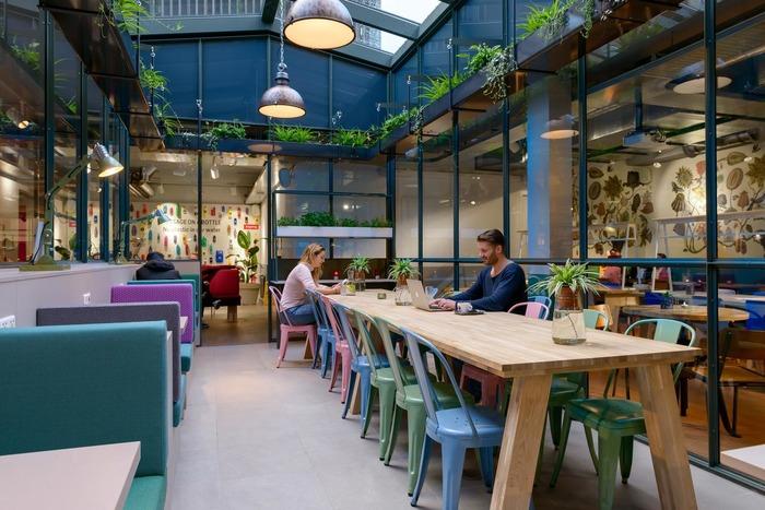 хостелы в Амстердаме Stayokay Amsterdam Vondelpark