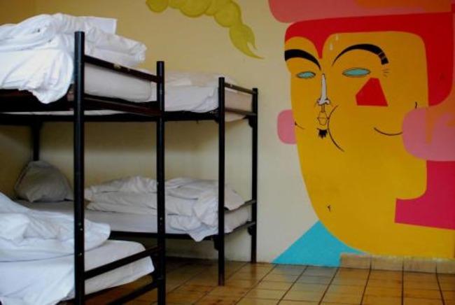 хостелы в Амстердаме Bob's Youth Hostel