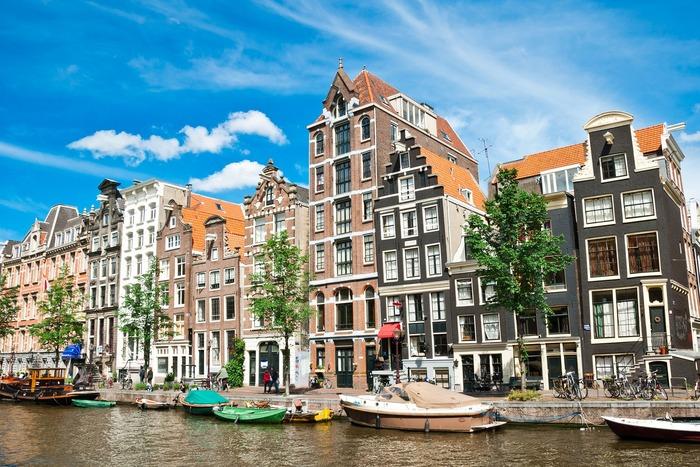 поездка в амстердам пряничные дома