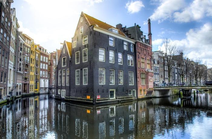 поездка в амстердам столица нидерландов