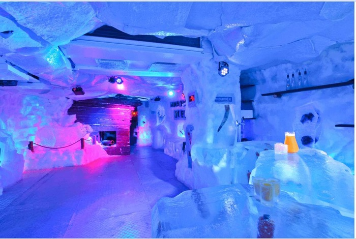 Ice bar xtracold