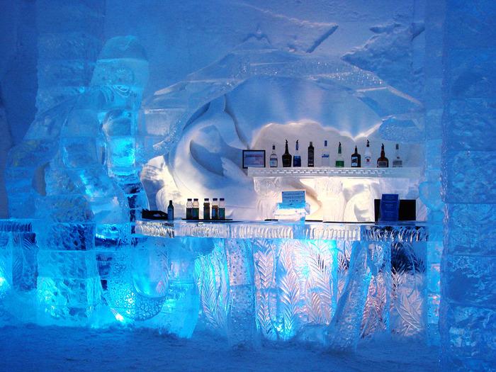 Ice bar нидерланды