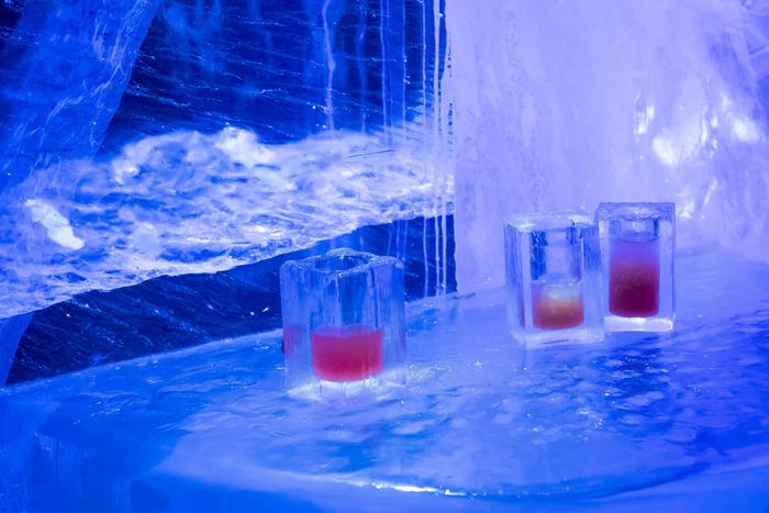 Ice bar напитки