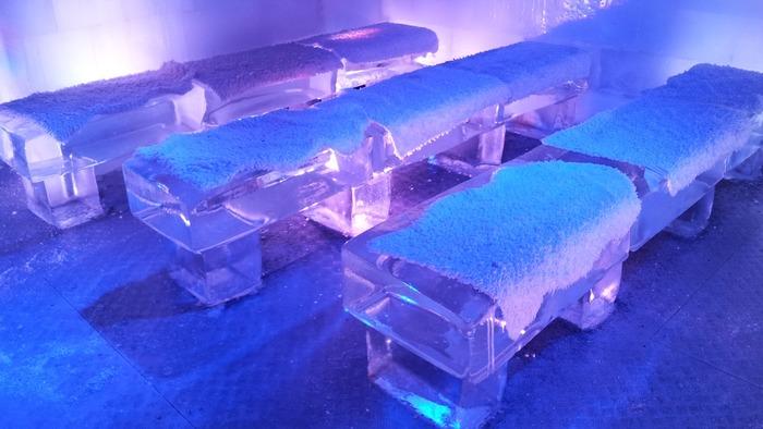 Ice bar мебель