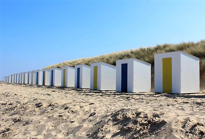пляжи в нидерландах cadzand