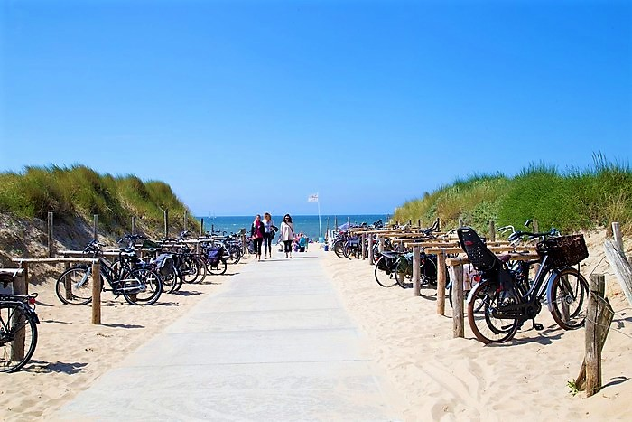 пляжи в нидерландах noordwijk