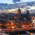 смотровые площадки амстердама