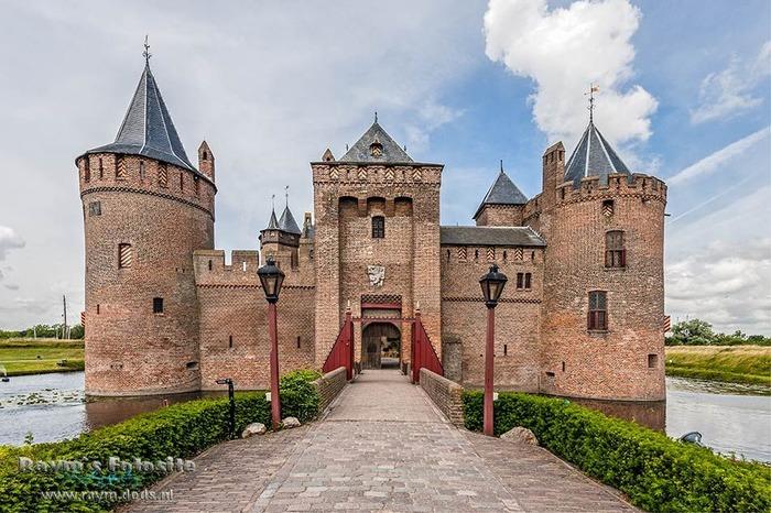 замки нидерландов Мёйдерслот