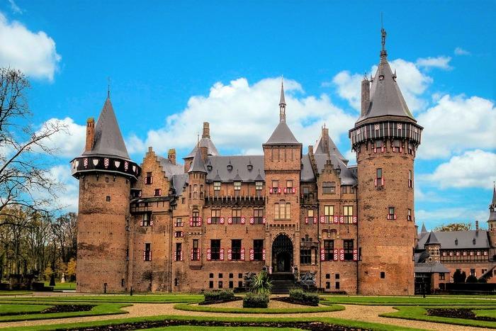 замки нидерландов Де Хаар