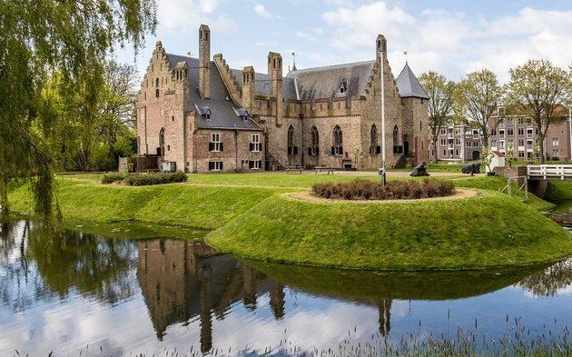 замки нидерландов Радбауд