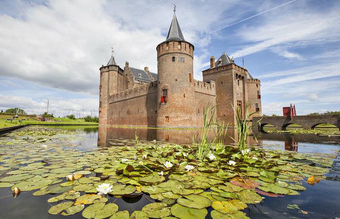 замки нидерландов