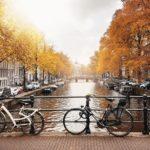 голландия осенью