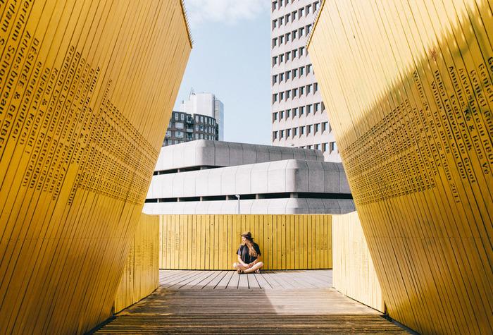 роттердам архитектура
