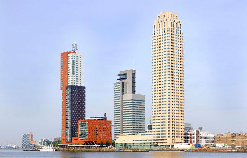 роттердам небоскреб новый орлеан