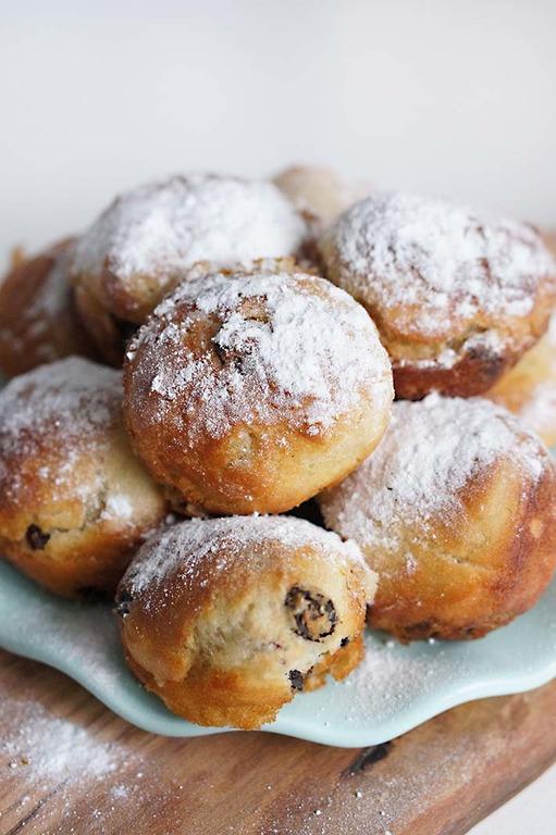 голландские десерты олиболен