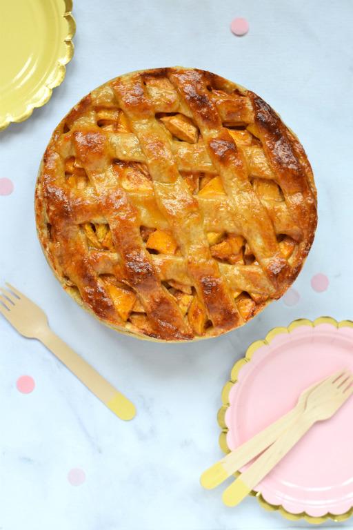 голландские десерты яблочный пирог