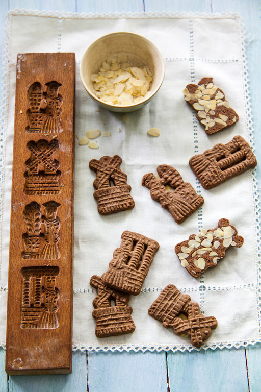 голландские десерты Спекулас