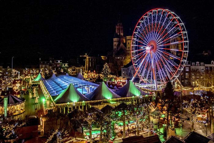 рождественские рынки Маастрихт