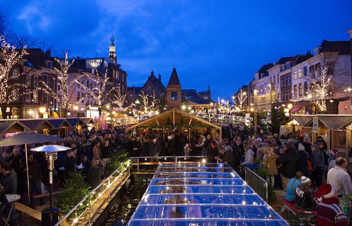 рождественские рынки Нидерланды