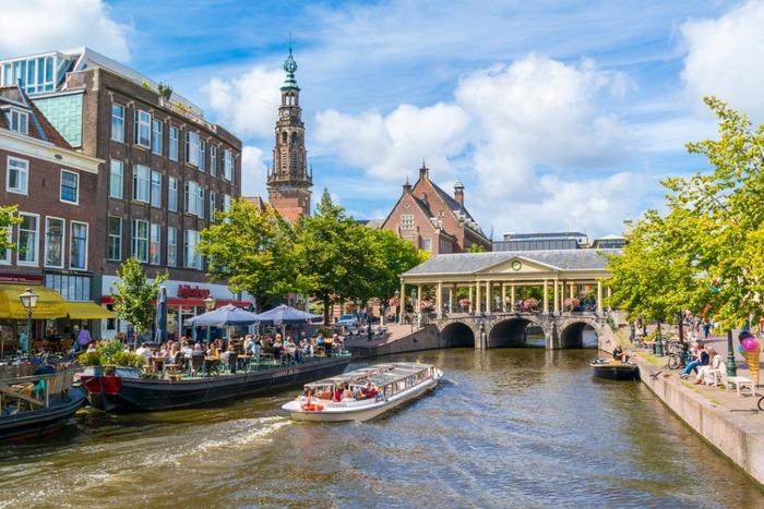съездить из Амстердама Лейден