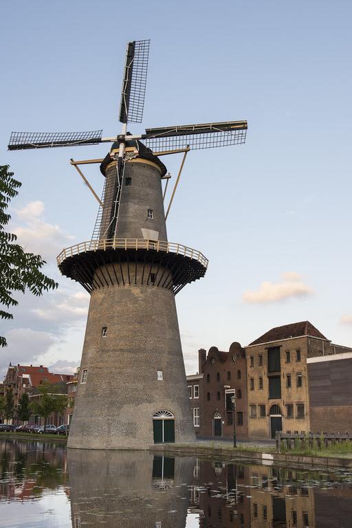 голландские мельницы Схидам