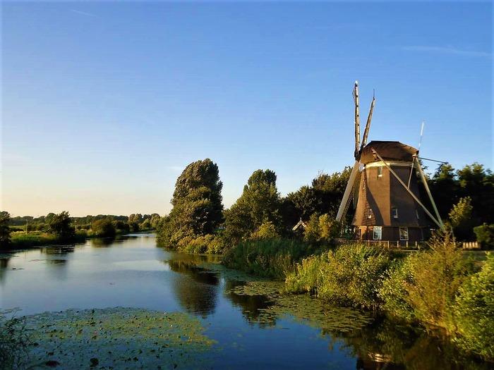 голландские мельницы De 1100 Roe