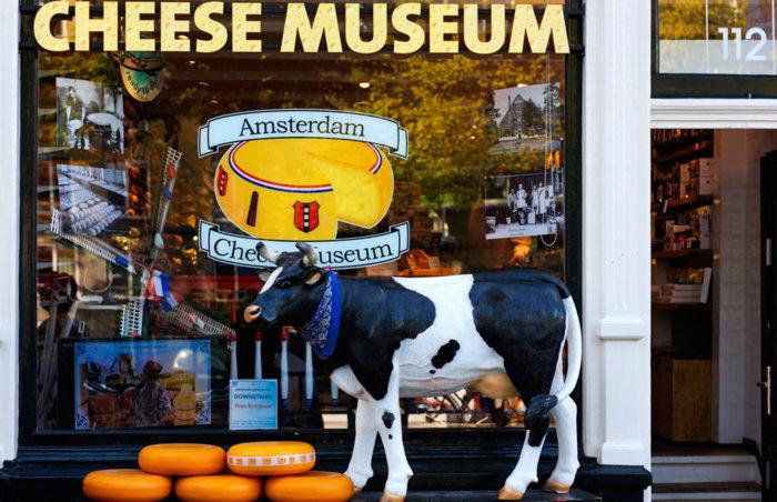 меств в Амстердаме, где обманут