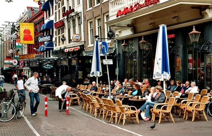 Места в Амстердаме_рестораны