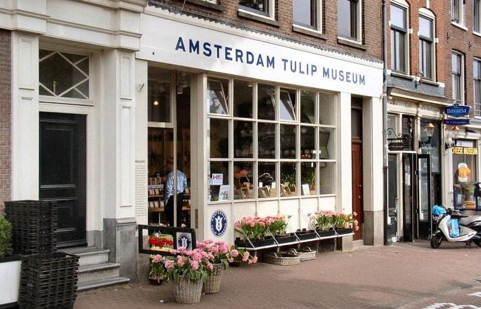 Места в Амстердаме_музеи