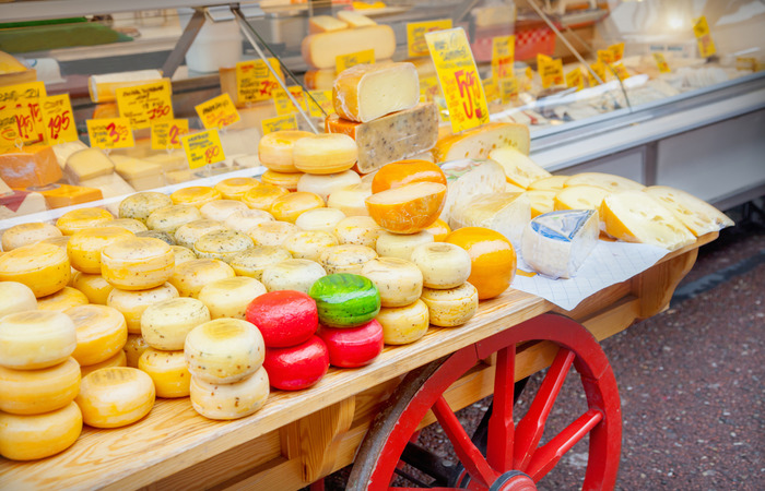 Места в Амстердаме_сырные магазины