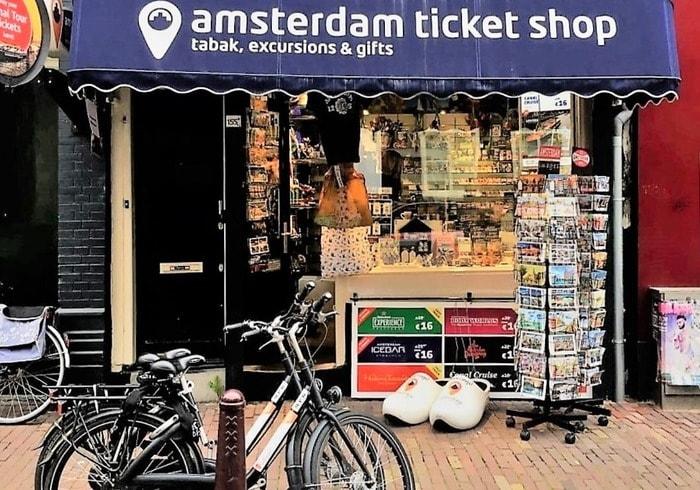 Места в Амстердаме_билетные кассы