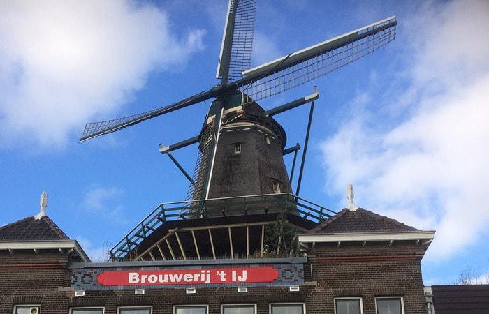 Амстердам бюджетно_Brouwerij 't IJ