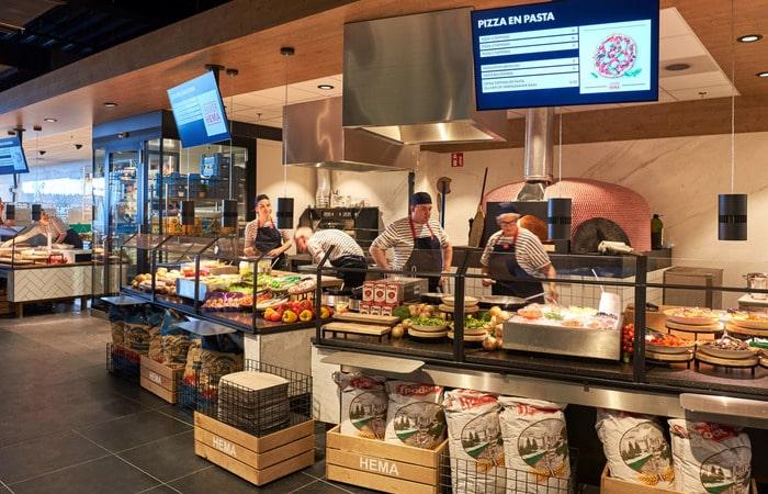 Голландские магазины HEMA