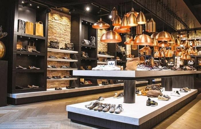 Голландские магазины Omoda